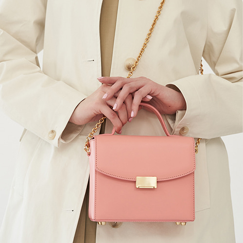 Letter Bag Mini Coral Pink  [Sale 30%] (정상가 249000원)
