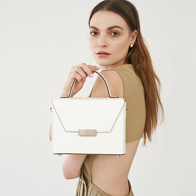 Letter Bag White  [Best Sellers 10%] (정상가 269000원)