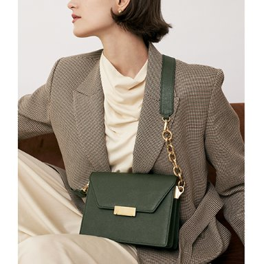 Clever Bag Medium Olive Green   [Preorder 15%] 10월 25일발송 (정상가 318000원)